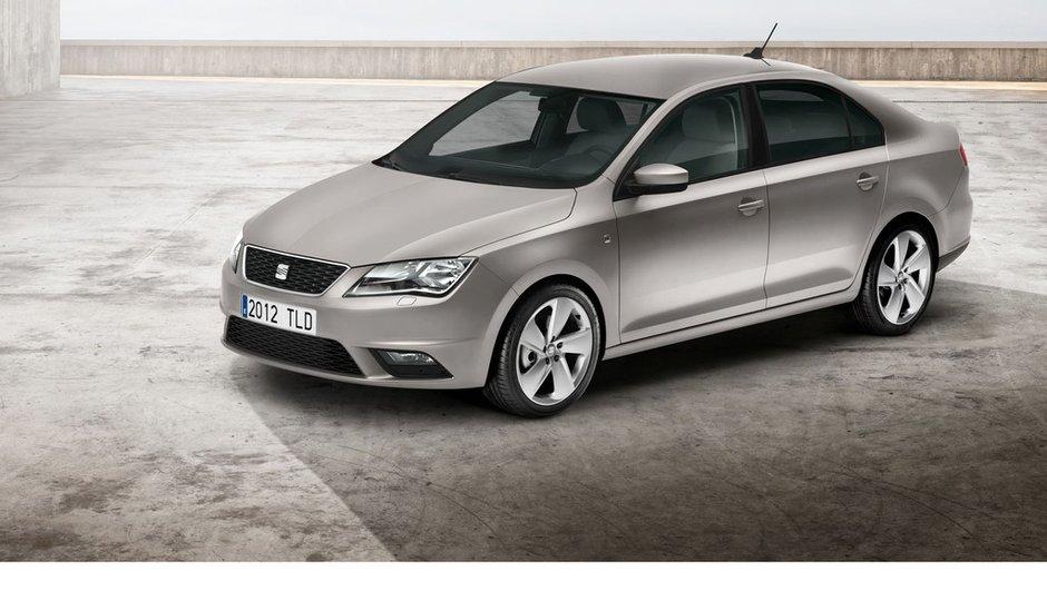 Nouvelle SEAT Toledo 2012 : berline sans emoción