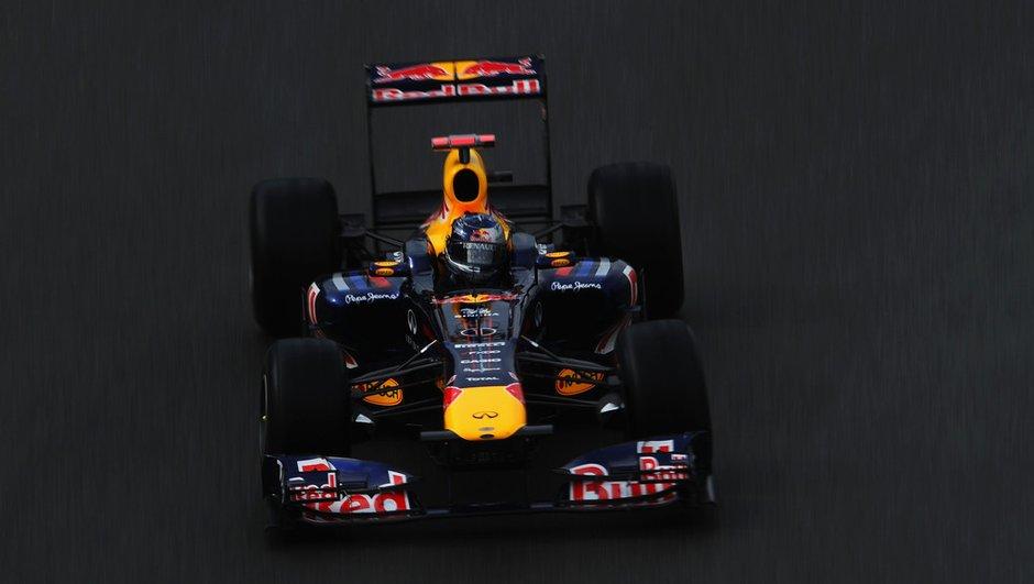 F1 - GP de Belgique : Webber impose aux essais libres 2