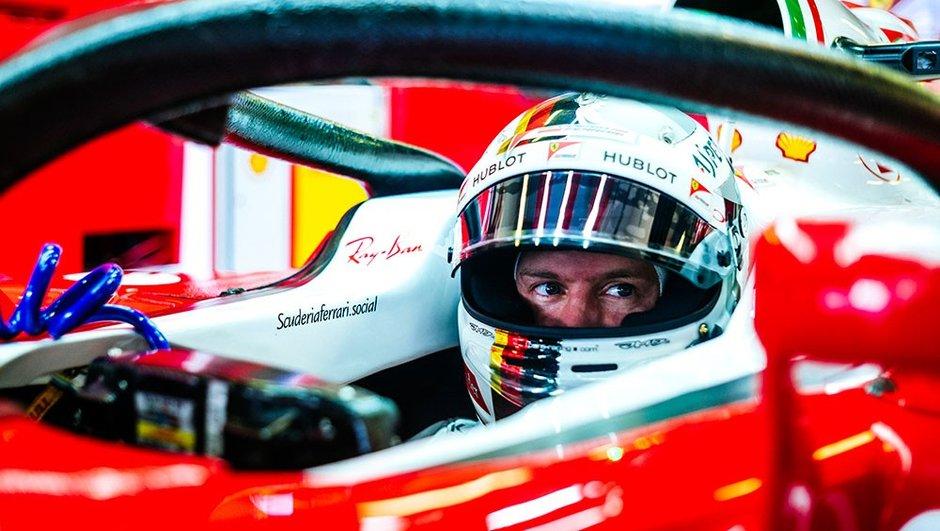 F1 – GP d'Abu Dhabi 2016 : Vettel clôture les essais libres 3 en tête