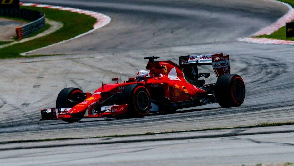 F1 - GP de Malaisie 2015 : Ferrari et Vettel donnent une leçon à Mercedes !