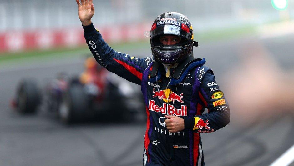 F1 - GP du Brésil 2013 : la neuvième n'a pas échappé à Vettel