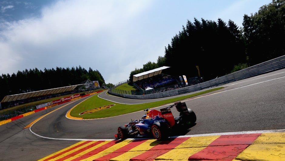 F1 - Essais 3 GP de Belgique 2013 : Vettel et Alonso, le duel du chrono