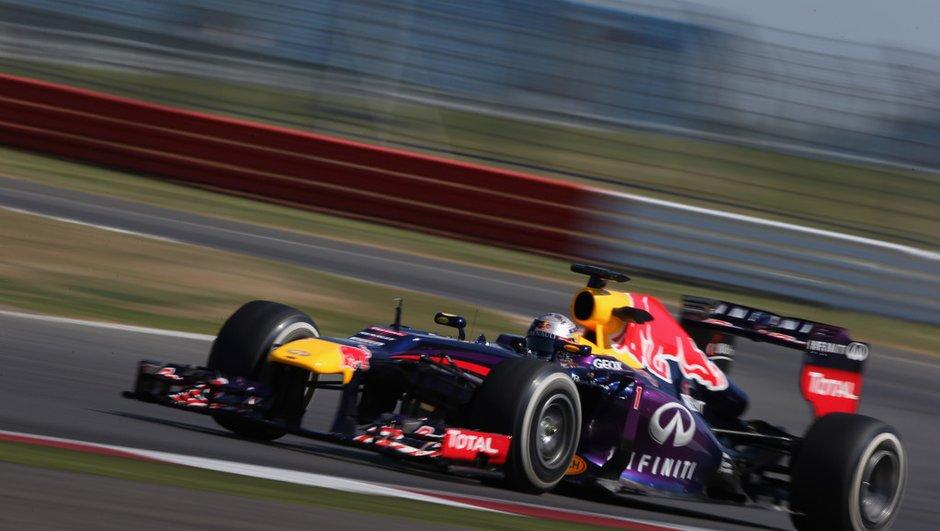 F1 - Essais 1 GP de Hongrie : les Red Bull chaud devant