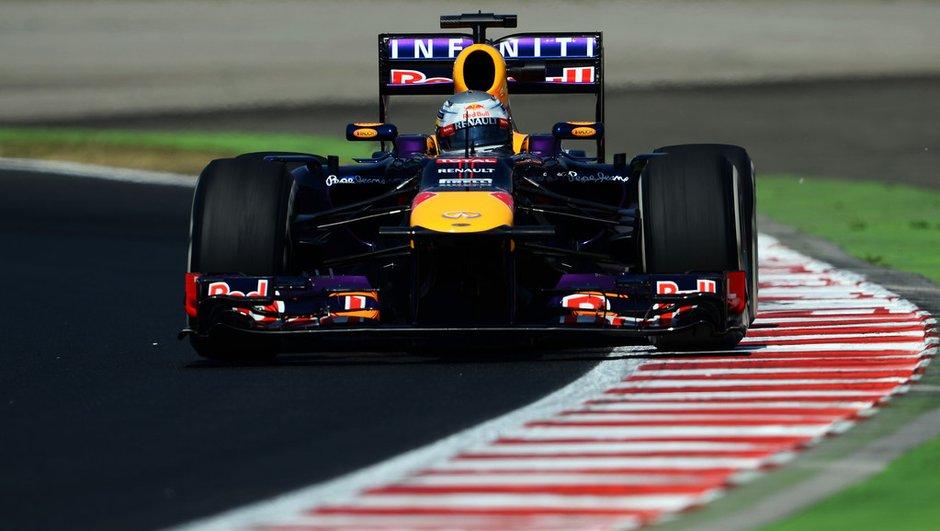 F1 - Essais 2 GP de Hongrie : Vettel encore, Grosjean 3è