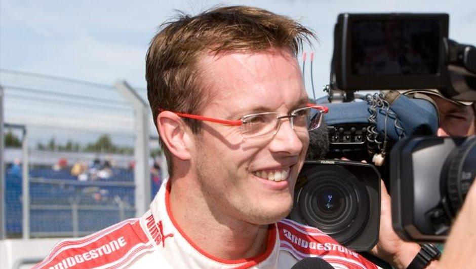 L'équipe Toro Rosso a proposé un contrat à Sébastien Bourdais !
