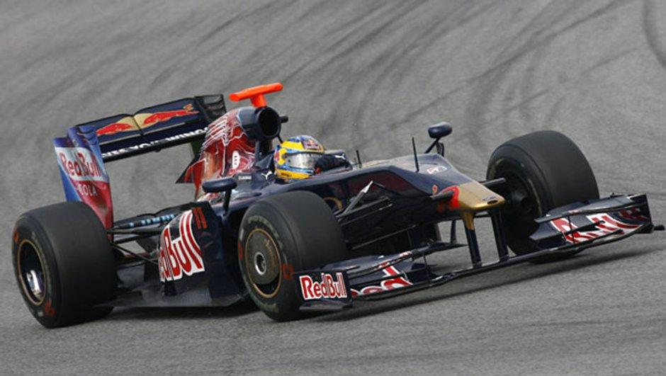 Formule 1 : Sébastien Bourdais remercié par Toro Rosso