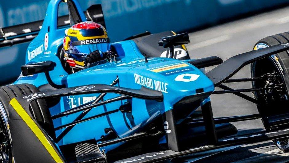 Formule E - ePrix de Buenos Aires : Buemi est bien le maître de la discipline
