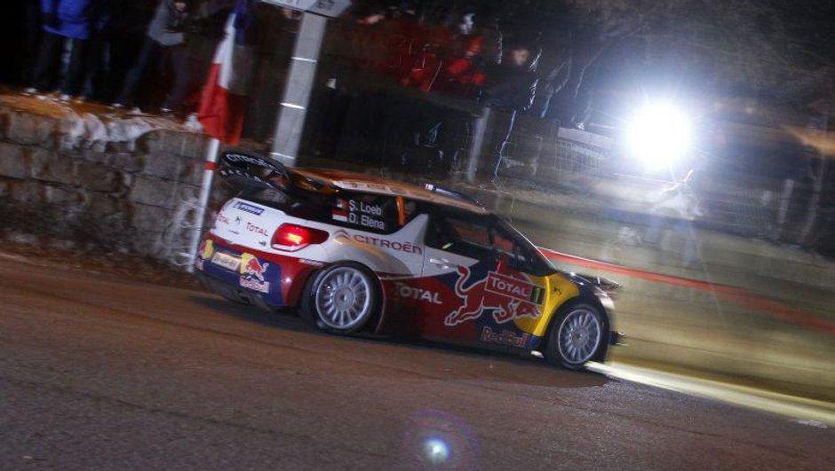 WRC 2012 : résumé du jour 4 du rallye de Monte-Carlo