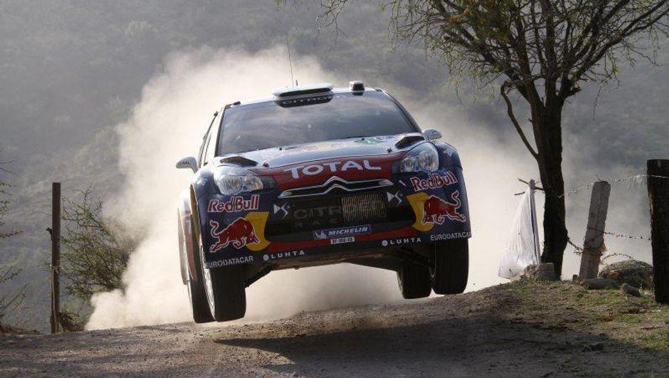 WRC - Rallye du Mexique : Hirvonen devant Loeb, Latvala casse