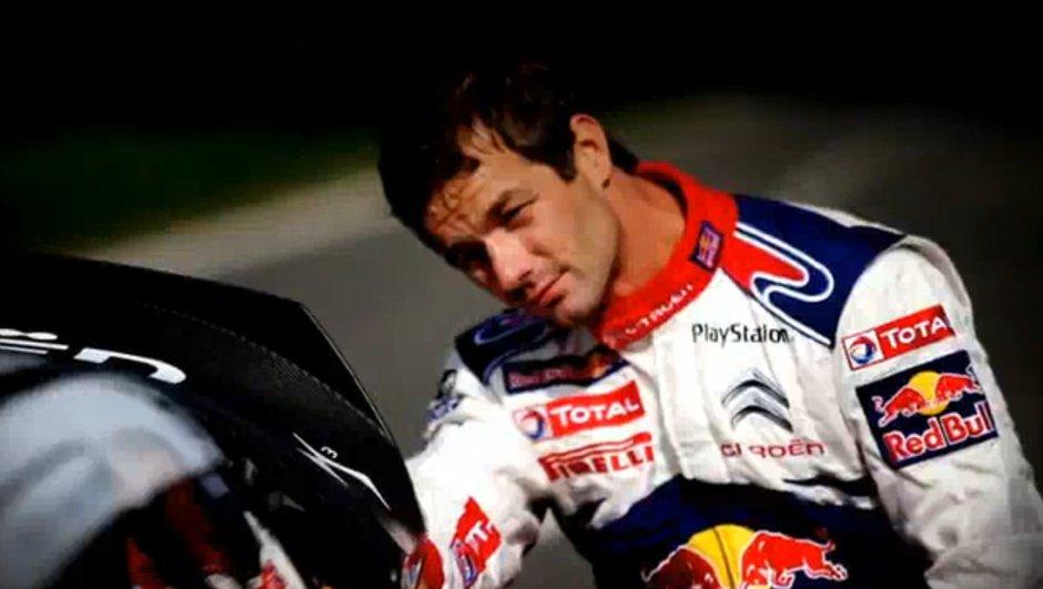 Sébastien Loeb roulera en Citroën DS3 WRC : découvrez-là !