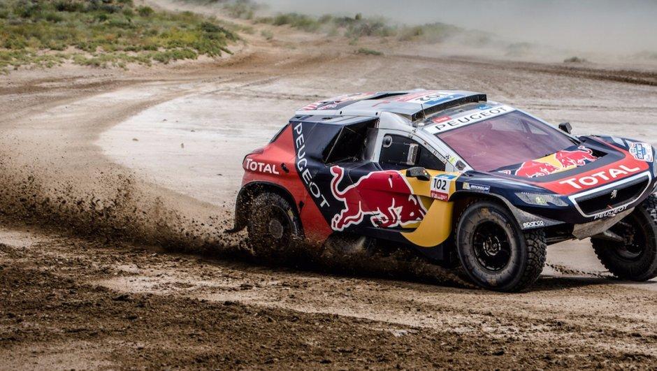 Silk Way Rally – Etape 6 : Loeb a repris beaucoup de temps