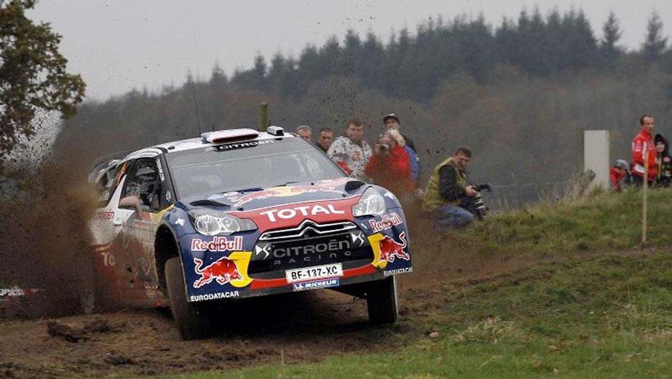 WRC : présentation du Rallye de Grande Bretagne 2011
