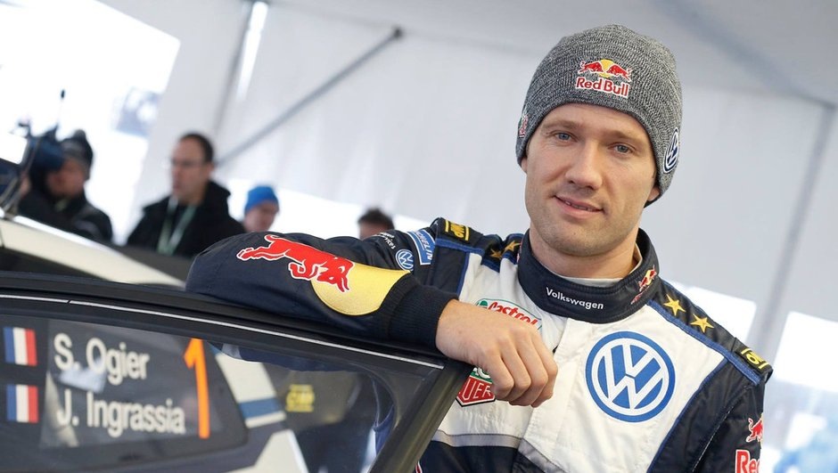 WRC : Ogier a testé la Toyota Yaris... avant d'essayer la Ford Fiesta ?