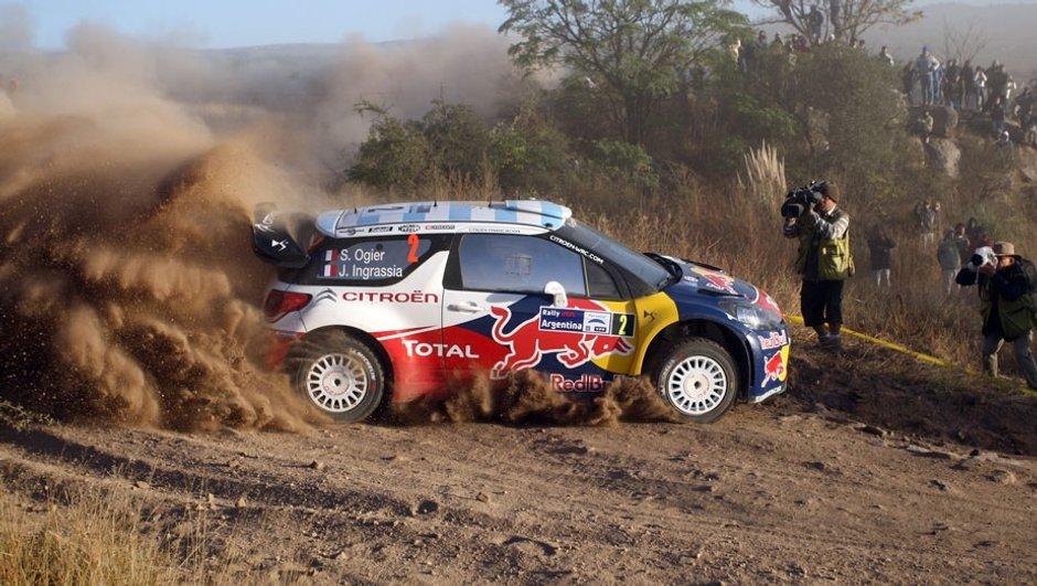 WRC, guerre des Sébastien : Ogier roi de Grèce devant Loeb