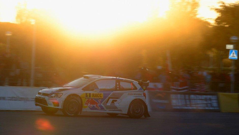 WRC - Rallye de Catalogne 2014 : Ogier enfonce le clou