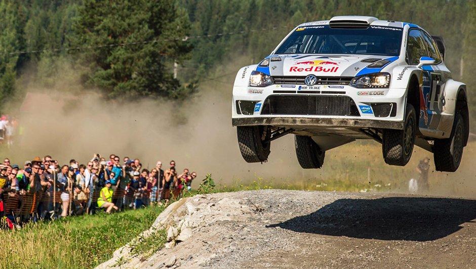 WRC - Rallye de Finlande: Sébastien Ogier le plus fort