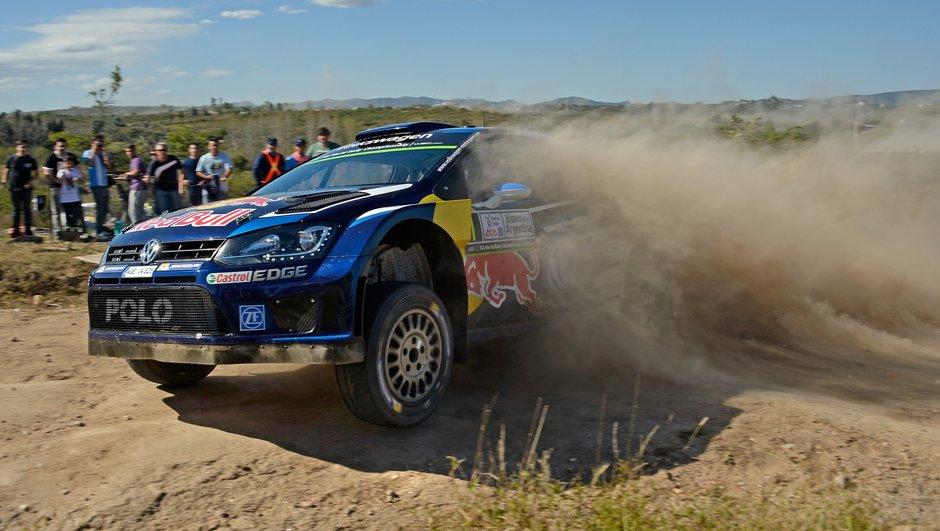 WRC Rallye d'Argentine 2015 : Ogier en tête de la 1ère spéciale