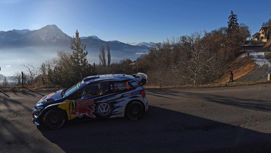 WRC - Rallye Monte-Carlo 2015 : Ogier solide leader