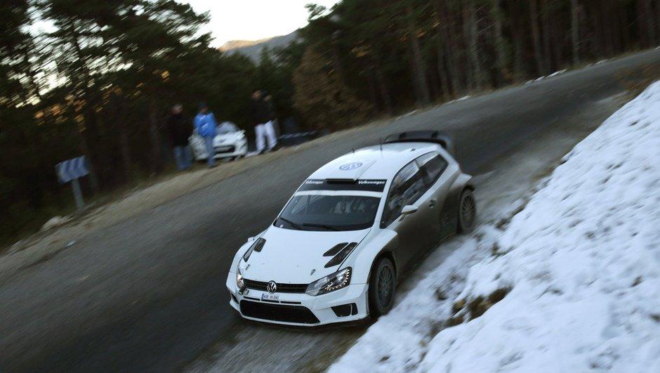 WRC : Ogier en tête d'affiche du Rallye de Monte-Carlo 2014