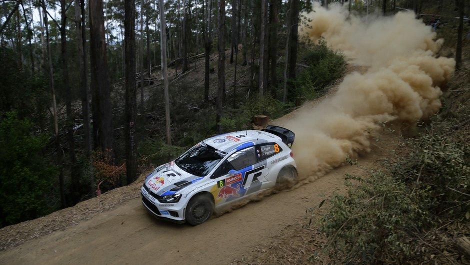 WRC - Rallye d'Australie 2013 : Ogier en route vers le titre ?
