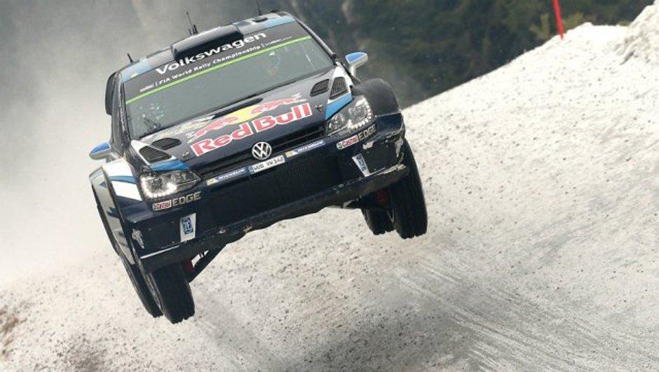 WRC - Rallye de Suède 2016 : Ogier garde la tête mais s'est fait peur