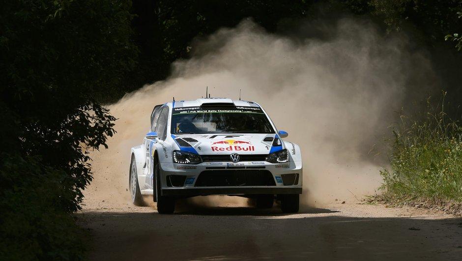 WRC 2014 - Rallye de Pologne : Victoire finale de Sébastien Ogier