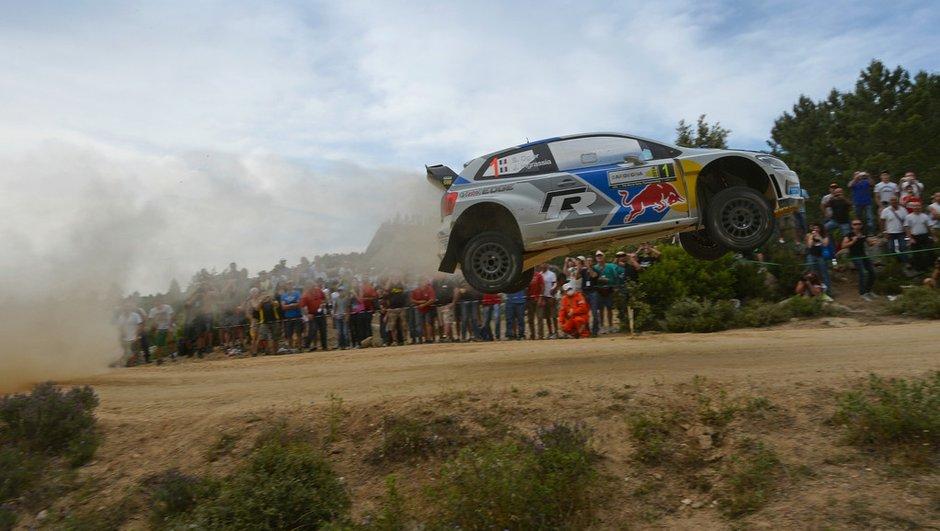 WRC - Rallye de Sardaigne 2014 : Ogier nouveau leader !