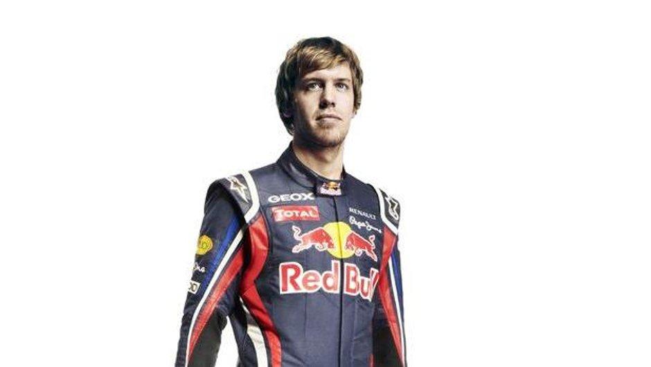 F1 : Sebastian Vettel chez Red Bull jusqu'en 2014
