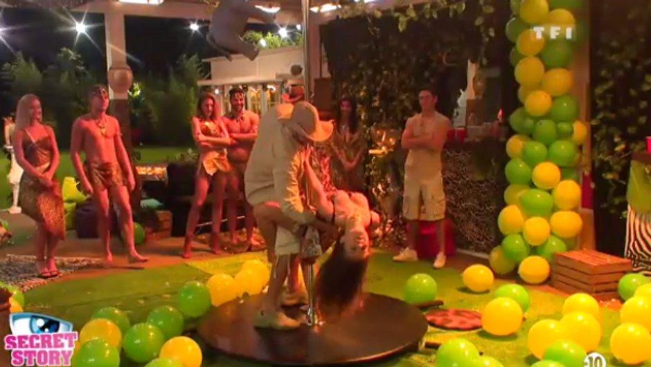 Secret Story 11 : Kamila offre un show sexy à Noré au milieu de la jungle