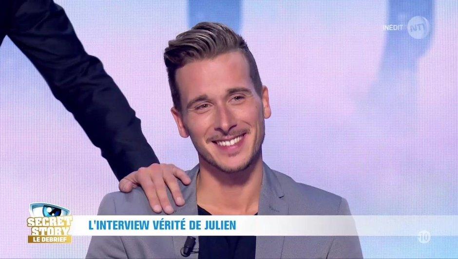 Julien, le gagnant de Secret Story 10 est l'invité du Debrief !