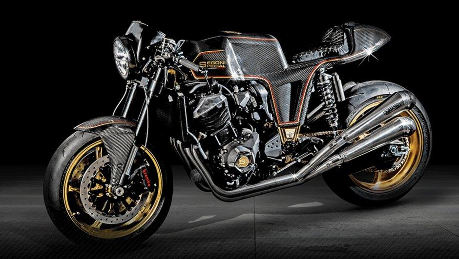 G800 ORO : Segoni tente un retour avec une moto néo-rétro