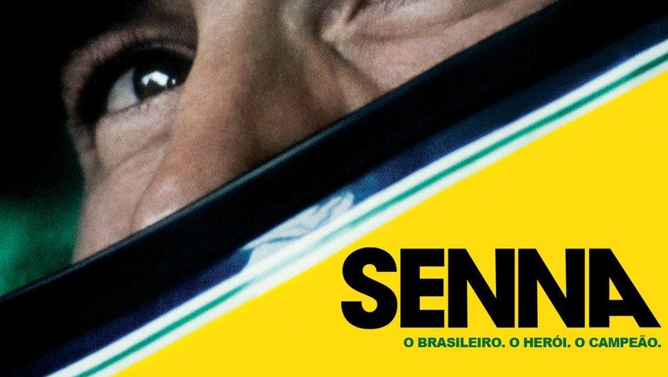 """Sortie du film """"Senna"""" aujourd'hui mercredi 25 mai"""