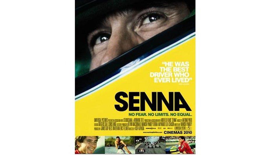 """Film """"Senna"""" : en sortie au cinéma le 25 mai en France"""