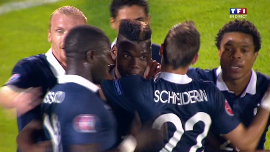 Serbie-France - VIDEO : Revoir le but de Paul Pogba en replay (0-1, 14è)