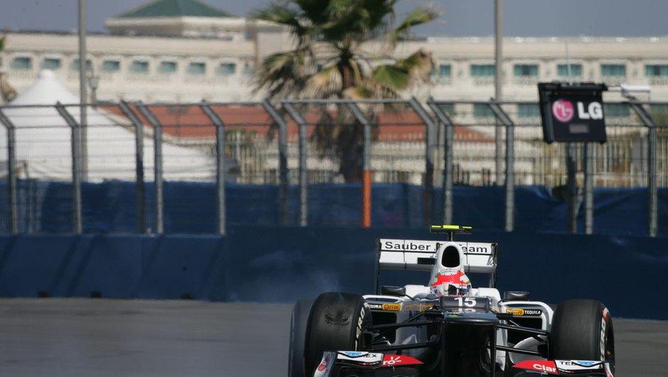 F1 - Ferrari : Perez devra attendre