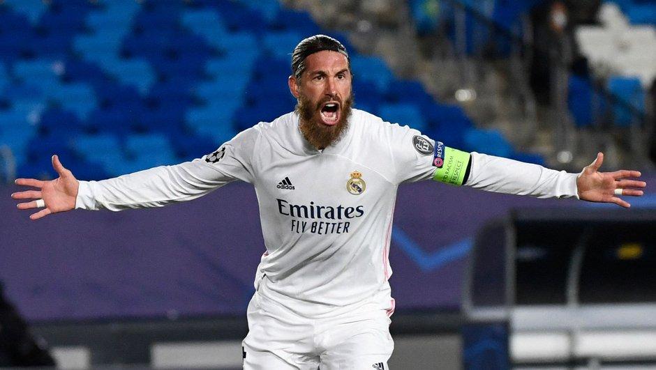 Real Madrid : Sergio Ramos prolonge à Madrid