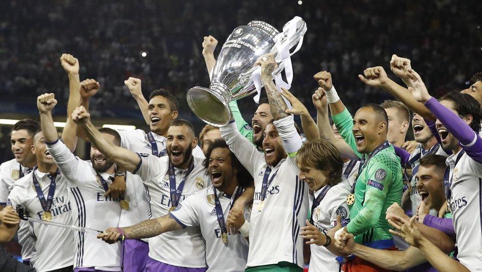 Europe : le classement des meilleures équipes en 2017 par l'UEFA