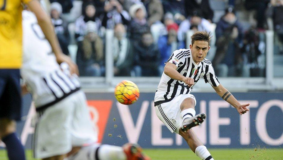 Que vaut Paulo Dybala, l'attaquant argentin de la Juventus Turin ?