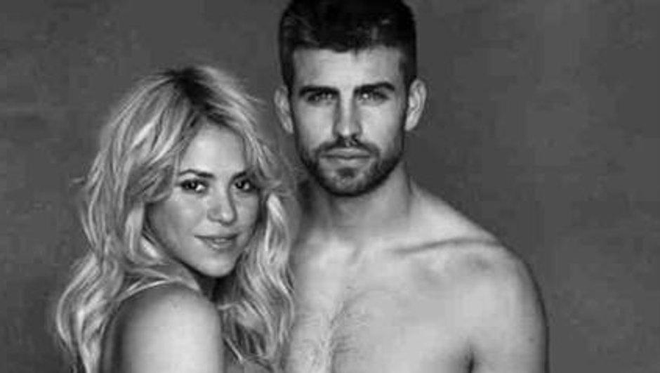 Shakira et Gérard Piqué sont fiers d'annoncer la naissance de leur fils Milan