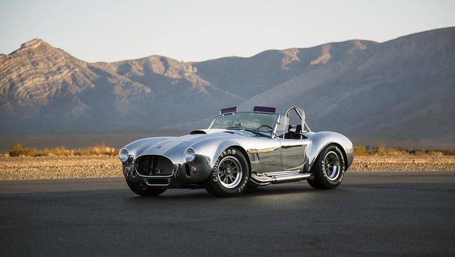 Shelby Cobra 427 : une édition spéciale 50 ans pour la brute américaine