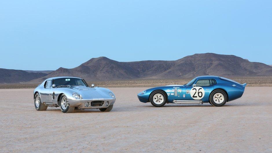 Shelby Daytona Coupé 50th Anniversary : la légende s'offre un hommage