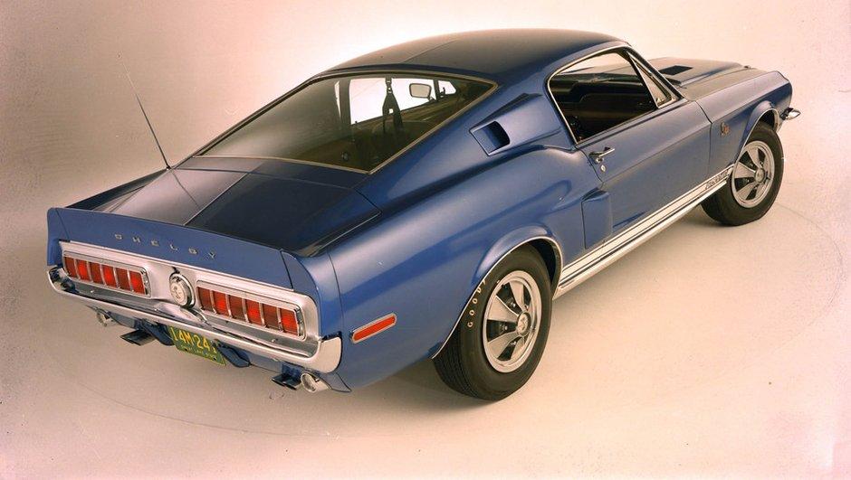 Réponse à la question #1 : votre Top 10 des voitures américaines