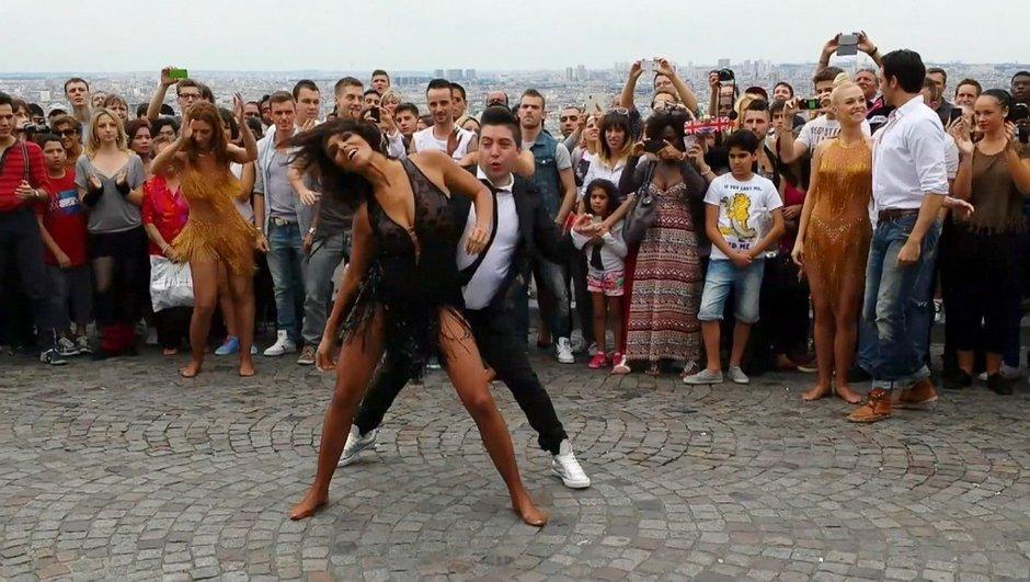 Danse avec les Stars 4 : Shy'm, Chris Marquès et les danseurs pro se déchaînent au Sacré Coeur
