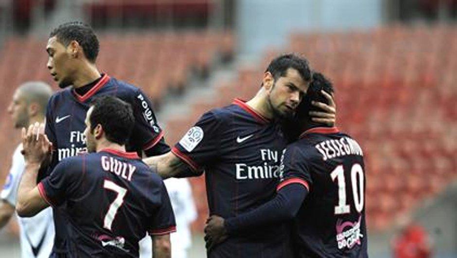 Sochaux / PSG : Corners et coups-francs à l'honneur !