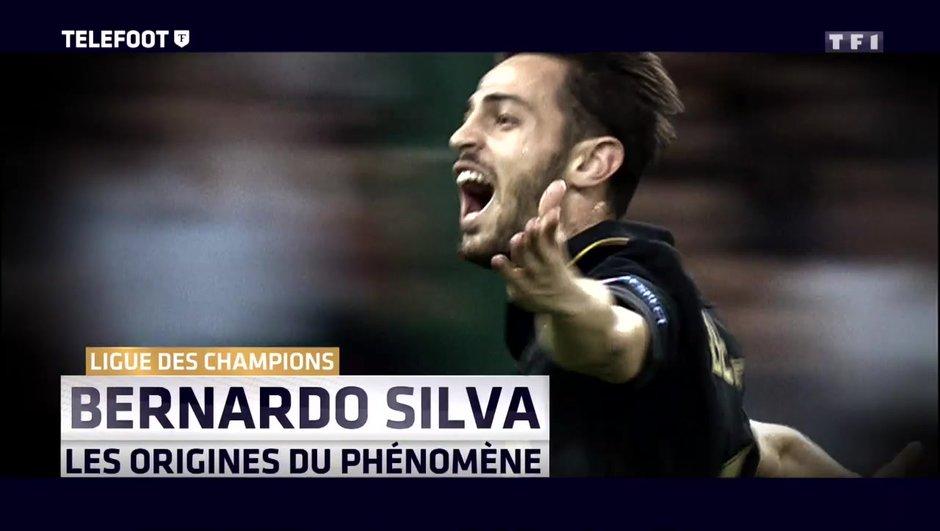 [Exclu Téléfoot 19/02] - Bernardo Silva, le phénomène de Lisbonne