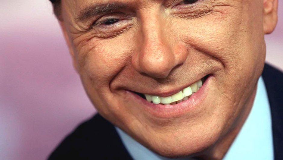 Silvio Berlusconi dans la tourmente : sa femme demande le divorce !