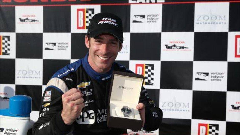 IndyCar : avant la finale à Sonoma, Simon Pagenaud évoque une « saison incroyable »