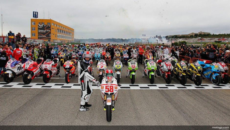 MotoGP Valence 2011 : dernière épreuve à émotions