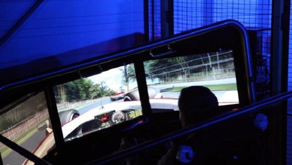 Le simulateur de F1 et de rallye pour tous !