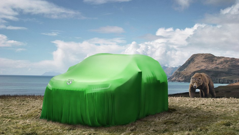 Le SUV 7 places de Skoda s'appellera bien Kodiaq